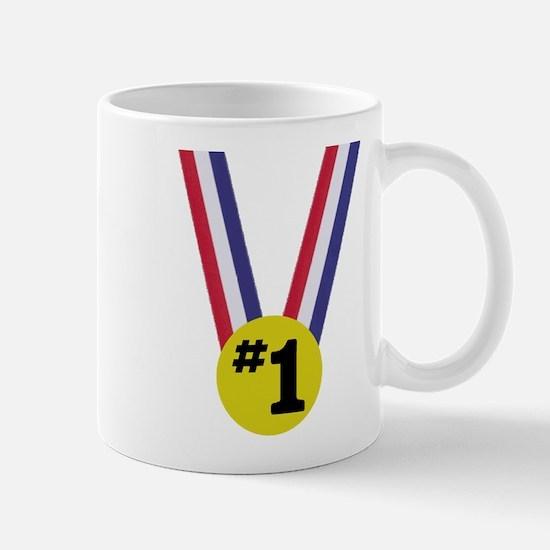 #1 Mug