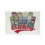London calling Rectangle Magnet (10 pack)