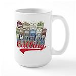 London calling Large Mug