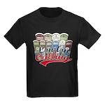 London calling Kids Dark T-Shirt