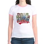 London calling Jr. Ringer T-Shirt
