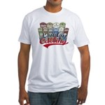 London calling Fitted T-Shirt