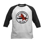 USS HEERMANN Kids Baseball Jersey