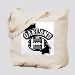 Oakland Football Tote Bag