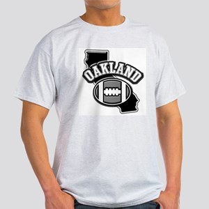 Oakland Football Light T-Shirt