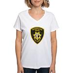 Metro Vegas PD Women's V-Neck T-Shirt