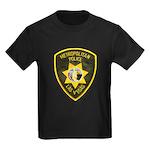 Metro Vegas PD Kids Dark T-Shirt