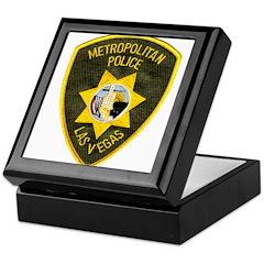 Metro Vegas PD Keepsake Box