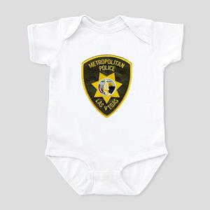 Metro Vegas PD Infant Bodysuit