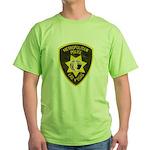 Metro Vegas PD Green T-Shirt