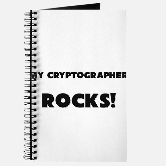 MY Cryptographer ROCKS! Journal