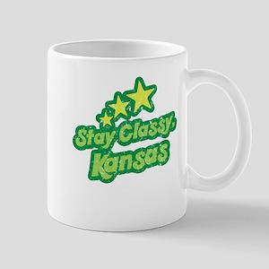 Stay Classy, Kansas Mug