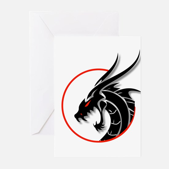 Capsaisin Dragon Greeting Cards (Pk of 10)