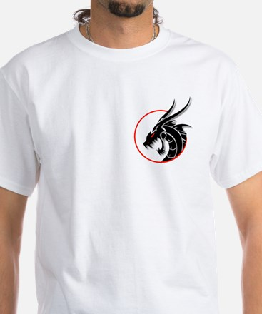 Capsaisin Dragon White T-Shirt