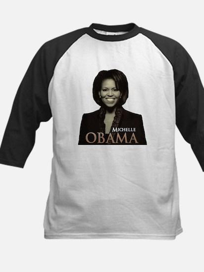 Michelle Obama Kids Baseball Jersey