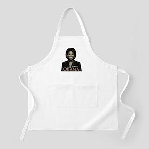 Michelle Obama BBQ Apron