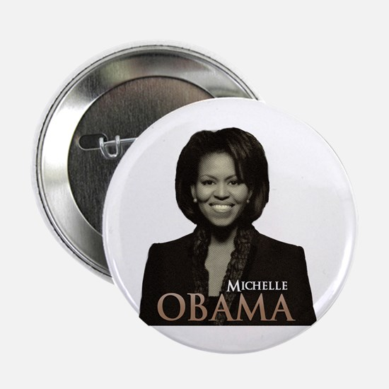 "Michelle Obama 2.25"" Button (10 pack)"