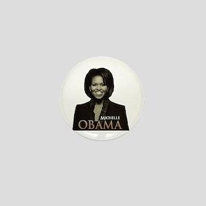 Michelle Obama Mini Button