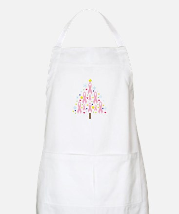 Breast Cancer Awareness Chris BBQ Apron