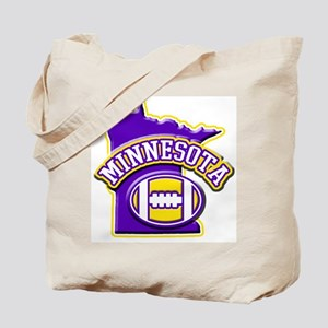 Minnesota Football Tote Bag