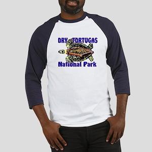 Dry Tortugas National Park Baseball Jersey