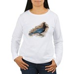 Steller's Jay Women's Long Sleeve T-Shirt