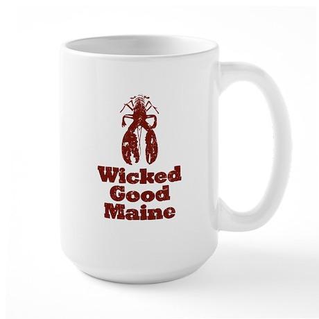 Wicked Good Maine Large Mug