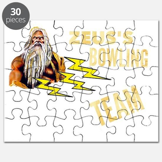 Funny Greek gods Puzzle