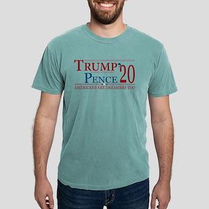 Trump Pence 2020 Americans Dreamers T-Shirt