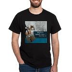 Cats and Music Dark T-Shirt
