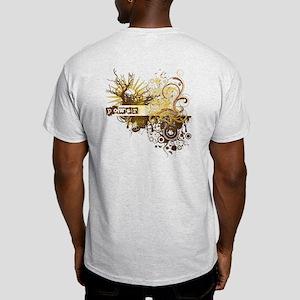 Yellow Power Chakra! Light T-Shirt