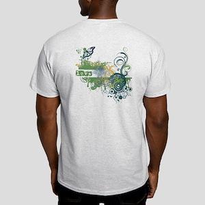 Green Love Chakra! Light T-Shirt