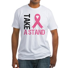 TakeAStand Breast Cancer Shirt