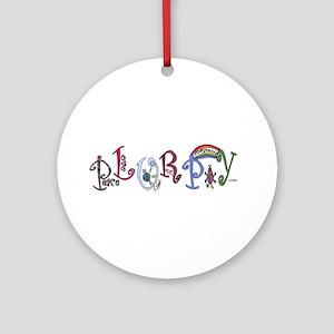 PLURPY Ornament (Round)