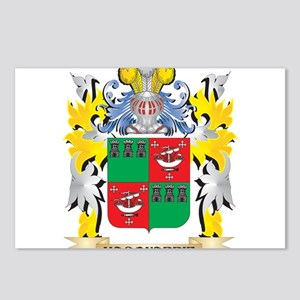 Macquarrie Coat of Arms - Postcards (Package of 8)