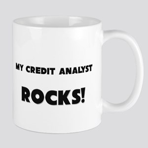 MY Credit Analyst ROCKS! Mug