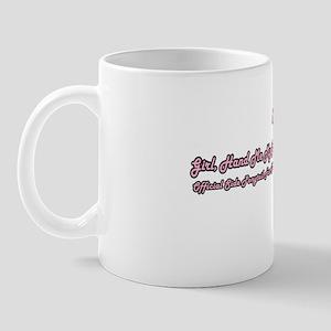 Girl, Hand Me My Scrunchie - Mug