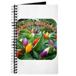 Pepper Christmas Lights Journal