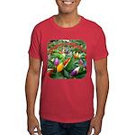 Pepper Christmas Lights Dark T-Shirt