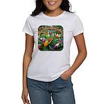 Pepper Christmas Lights Women's T-Shirt