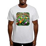 Pepper Christmas Lights Light T-Shirt