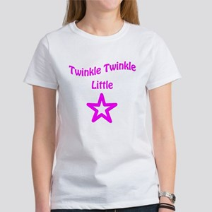 Twinkle Twinkle Little Star (Girl) Women's T-Shirt