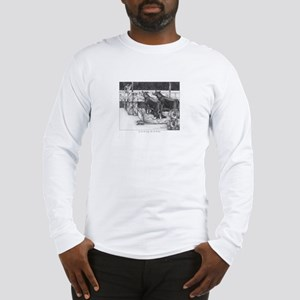 One for the money Long Sleeve T-Shirt