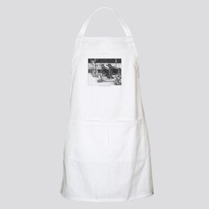 One for the money BBQ Apron