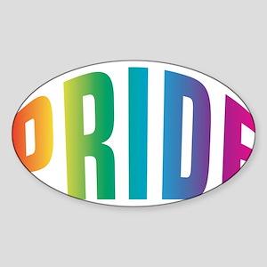Rainbow Pride Sticker