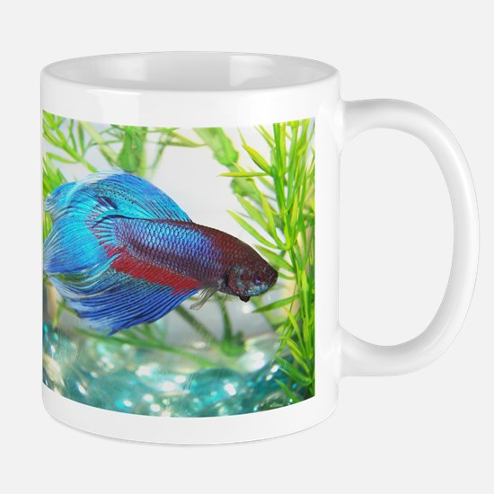 Betta Fish Mugs