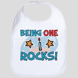 BEING ONE ROCKS! Bib