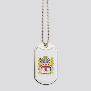 Macrae Coat of Arms - Family Crest Dog Tags