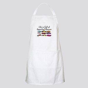 Important Choices Classic BBQ Apron