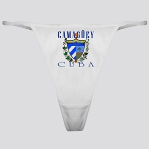 Camaguey Classic Thong